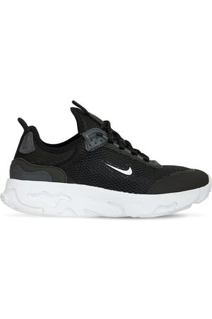 Nike Drenge Sneakers - React Live Lace-up Sneakers