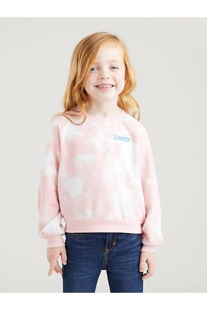 Levi's Benchwarmer crew sweatshirt til børn Multifarve