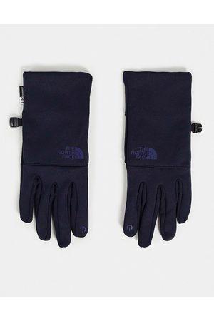 The North Face Etip - Marineblå handsker i genanvendt materiale