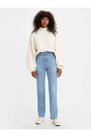 Levi's 70'er jeans med høj pasform og lige ben