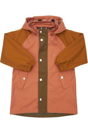 Liewood Piger Regntøj - Color Block Soft Recycled Nylon Raincoat