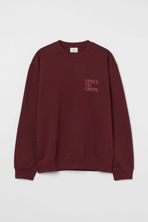 H&M Mænd Sweatshirts - THERMOLITE® sweatshirt Relaxed Fit