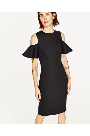 261ee0ddacaf Stram Sorte kjoler til kvinder
