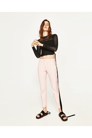 Kvinder Zara CHINOBUKSER - Fås i flere farver