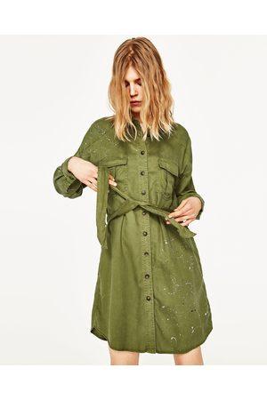 Og Kjoler Til Kvinder Zara Sammenlign Køb Online Priser pdOndPW