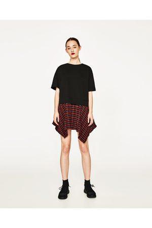 Kvinder Tunika kjoler - Zara TERNET TUNIKA