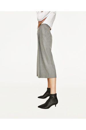 Kvinder Culottes bukser - Zara CULOTTEBUKSER