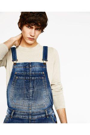 Mænd Jeans - Zara DENIM OVERALLS